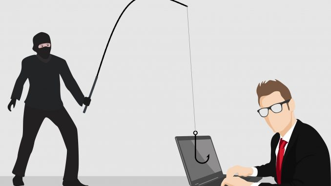 Ciberdelincuencia: El PHISHING