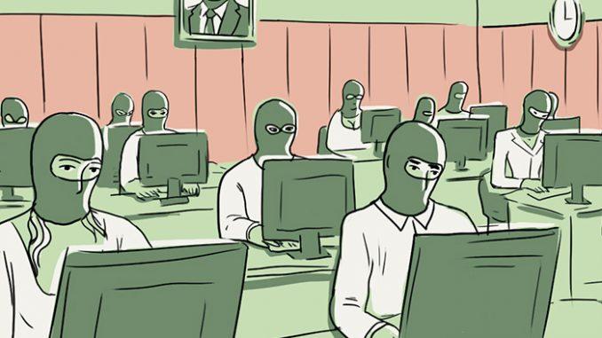 Granjas de trolls rusas